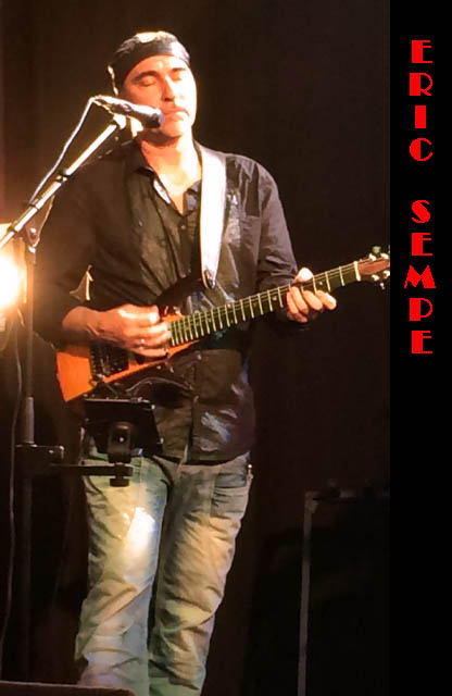 0 Eric SEMPE, Guitars BEST