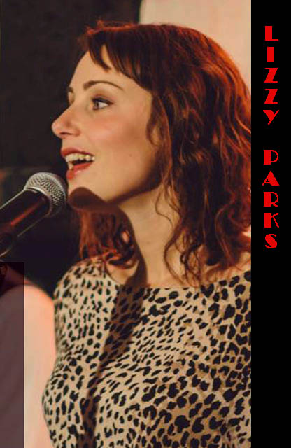 11 Lizzy PARKS, Singer, backing vocals BEST