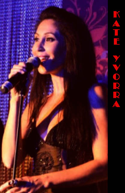 12 Kate YVORRA, Singer, backing vocals BEST