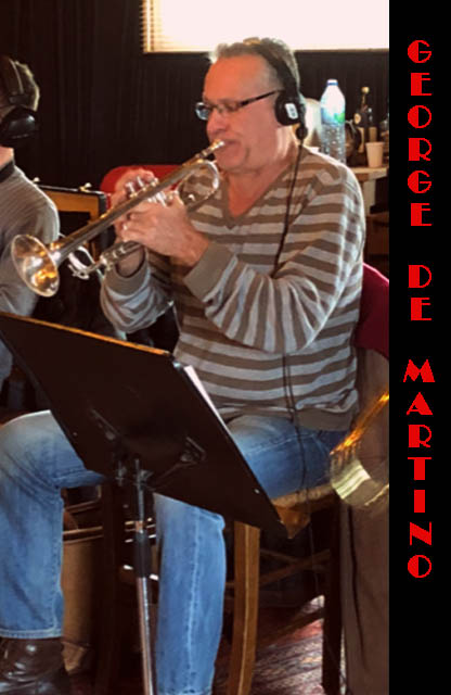 5 George DE MARTINO, Trumpet BEST