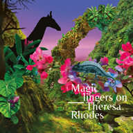 Latest CD Magic Lingers On by Theresa Rhodes